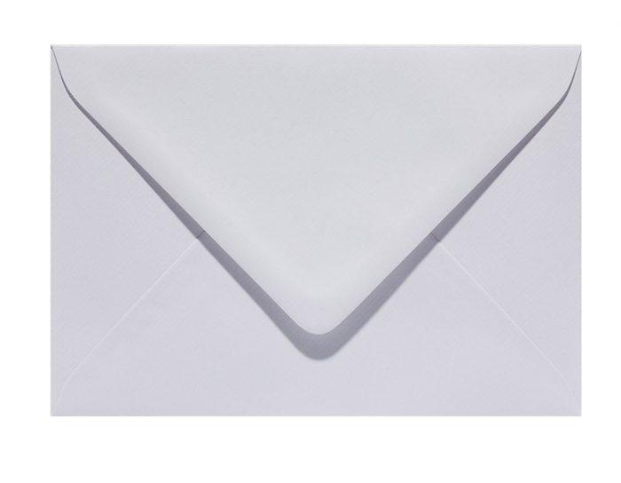 Letters and Lines envelop grijs
